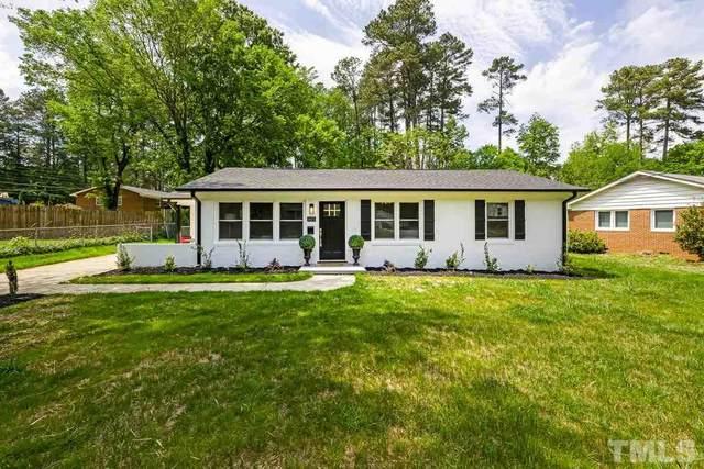 805 Chatham Lane, Raleigh, NC 27610 (#2380447) :: Kim Mann Team