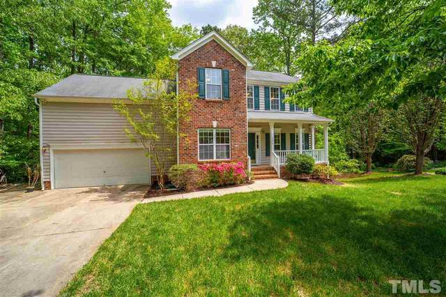 403 Patriot Place, Hillsborough, NC 27278 (MLS #2380650) :: The Oceanaire Realty