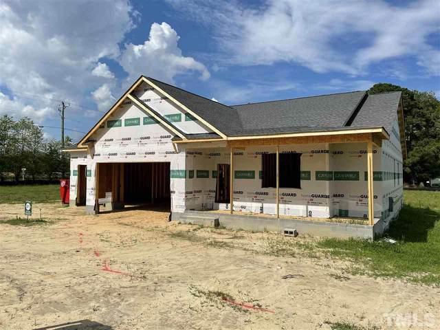 25 Barnes Landing Drive, Four Oaks, NC 27524 (MLS #2380823) :: EXIT Realty Preferred