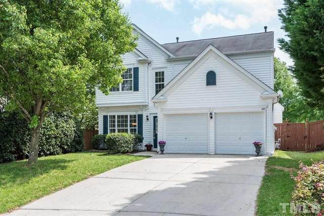 103 Button Road, Morrisville, NC 27560 (#2380900) :: Real Estate By Design