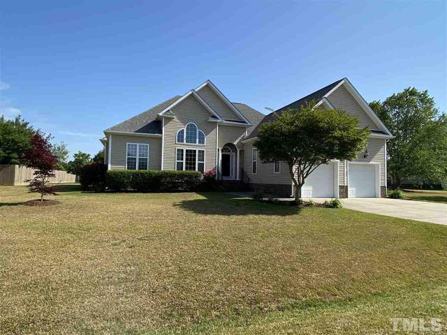 8120 Hartwood Glen Circle, Willow Spring(s), NC 27592 (MLS #2381589) :: The Oceanaire Realty