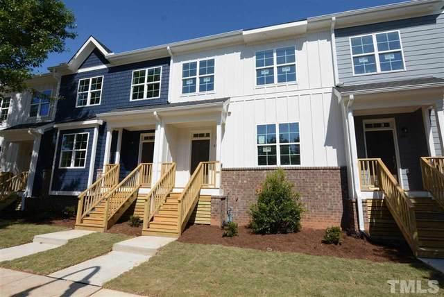 820 Laurel Gate Drive, Wake Forest, NC 27587 (#2381777) :: Dogwood Properties
