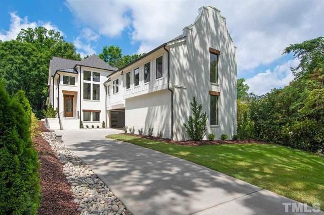 2721 1/2 St Marys Street, Raleigh, NC 27609 (#2382383) :: Dogwood Properties