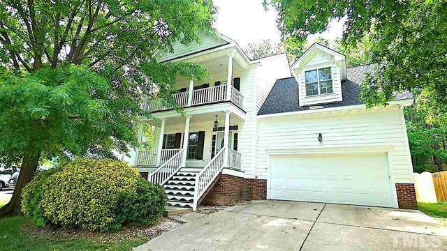 804 Town Side Drive, Apex, NC 27502 (#2382612) :: Triangle Top Choice Realty, LLC