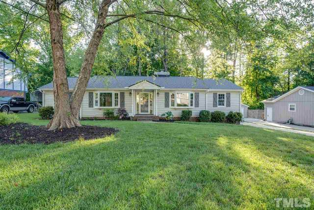 5309 Old Forge Circle, Raleigh, NC 27609 (#2383162) :: Log Pond Realty