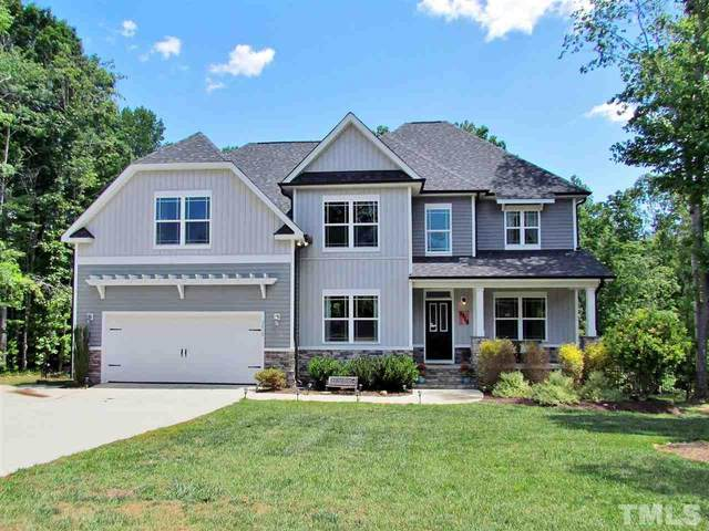 3818 Ironwood Drive, Franklinton, NC 27525 (#2383611) :: The Perry Group