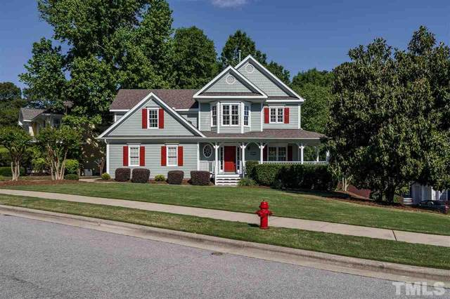 300 Cedar Wynd Drive, Apex, NC 27502 (MLS #2383647) :: The Oceanaire Realty