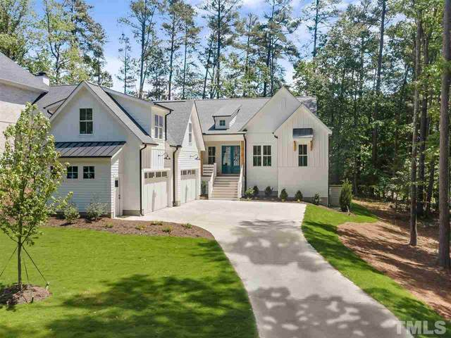 366 Davis Love Drive, Chapel Hill, NC 27517 (MLS #2383924) :: The Oceanaire Realty