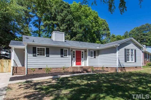 3701 Dusty Lane, Raleigh, NC 27604 (#2384853) :: Log Pond Realty