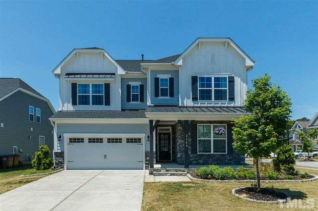 2100 Higley Drive, Wake Forest, NC 27587 (#2384928) :: The Jim Allen Group