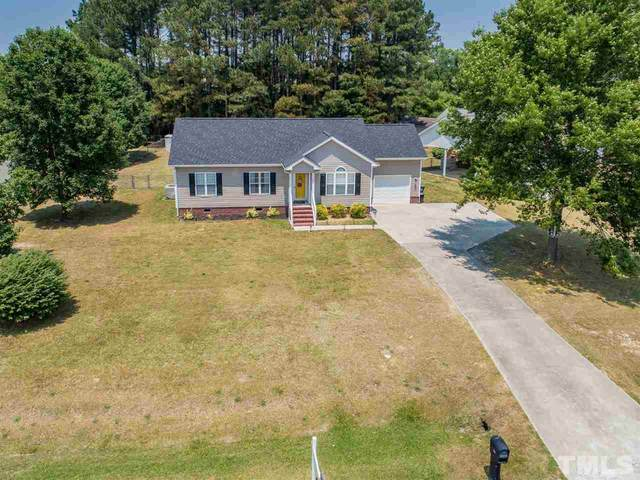 203 Jordan Bluff Drive, Pikeville, NC 27863 (#2385029) :: Real Estate By Design