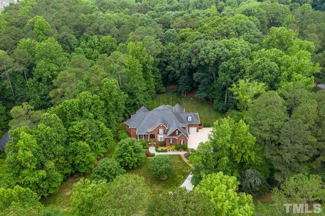 7633 Fullard Drive, Wake Forest, NC 27587 (#2385369) :: Raleigh Cary Realty