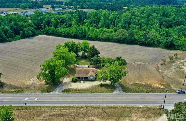 4545 Us 301 Highway, Four Oaks, NC 27524 (#2386359) :: The Beth Hines Team