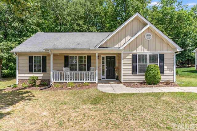 80 Alcock Lane, Youngsville, NC 27596 (#2386403) :: The Beth Hines Team