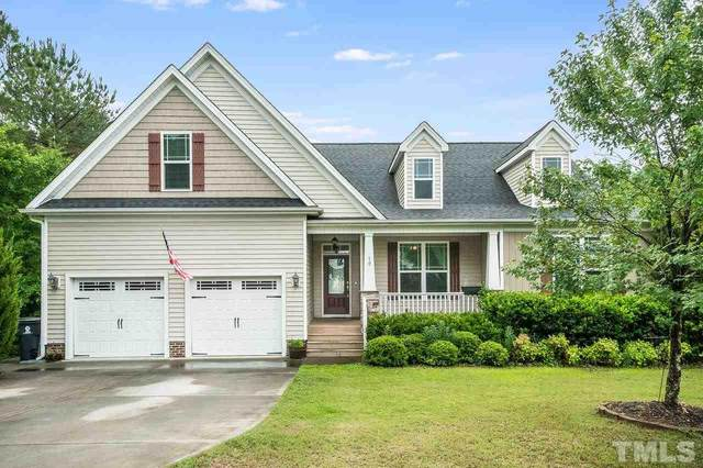 10 Muirfield Drive, Youngsville, NC 27596 (#2386555) :: RE/MAX Real Estate Service