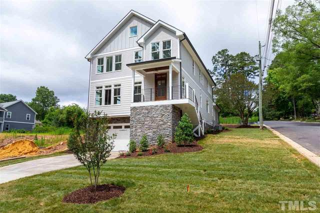 1439 Nottingham Road, Raleigh, NC 27607 (MLS #2386601) :: The Oceanaire Realty