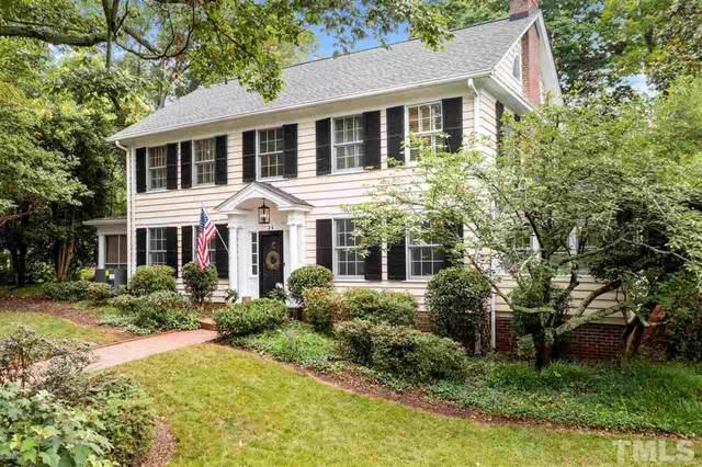 214 Hillsborough Street, Chapel Hill, NC 27514 (MLS #2386718) :: EXIT Realty Preferred