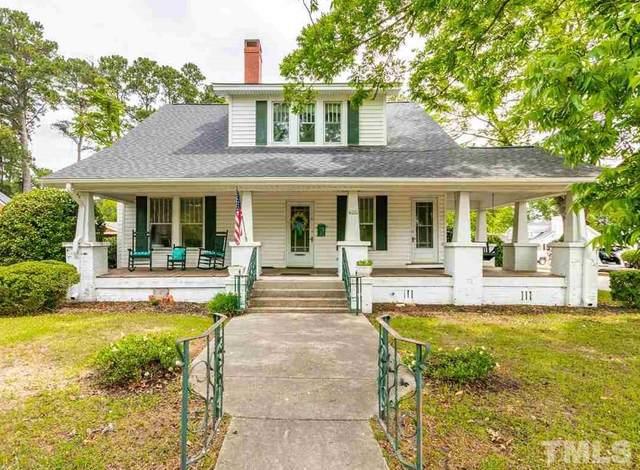 600 W Main Street, Benson, NC 27504 (#2387267) :: Raleigh Cary Realty