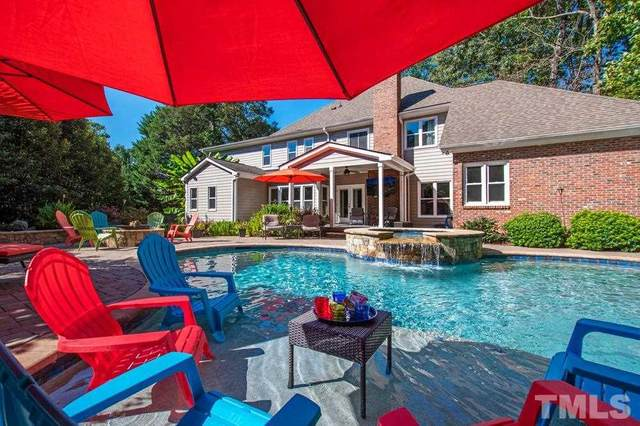 100 Kingussie Court, Cary, NC 27511 (#2388026) :: Real Estate By Design