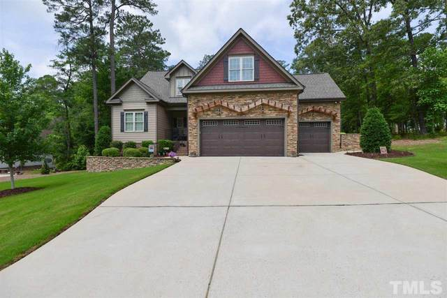 128 Pebble Creek Drive, Angier, NC 27501 (#2388814) :: Raleigh Cary Realty