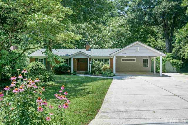1418 Pineview Drive, Raleigh, NC 27606 (#2389227) :: Real Estate By Design
