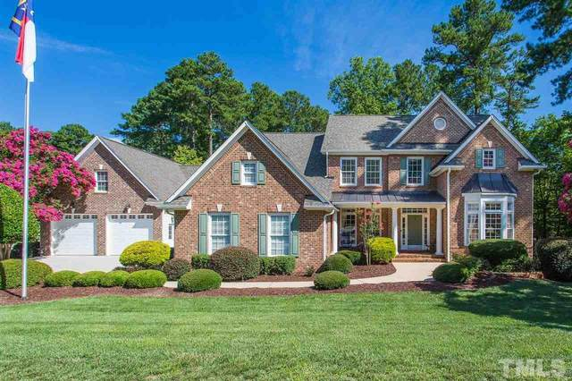 1408 Wildhurst Lane, Wake Forest, NC 27587 (#2389767) :: The Perry Group