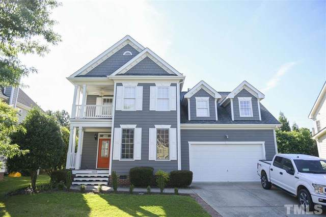 1120 Heritage Greens Drive, Wake Forest, NC 27587 (#2390154) :: The Jim Allen Group