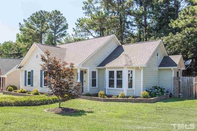 3563 Dechart Lane, Raleigh, NC 27616 (#2390476) :: Dogwood Properties