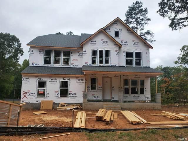1706 Eno Ridge Drive, Hillsborough, NC 27278 (#2390741) :: Log Pond Realty