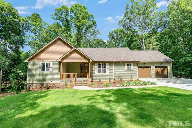 6101 Hilbert Ridge Drive, Holly Springs, NC 27540 (#2391176) :: Real Estate By Design