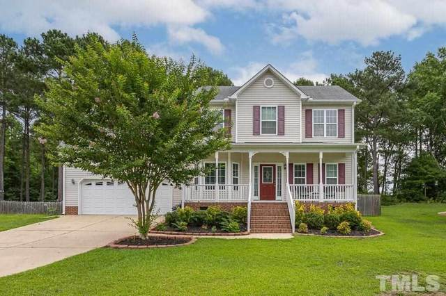 111 Kendall Drive, Clayton, NC 27520 (#2391405) :: Real Estate By Design