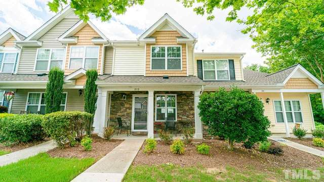 202 Shelter Haven Drive, Apex, NC 27502 (#2391626) :: Spotlight Realty