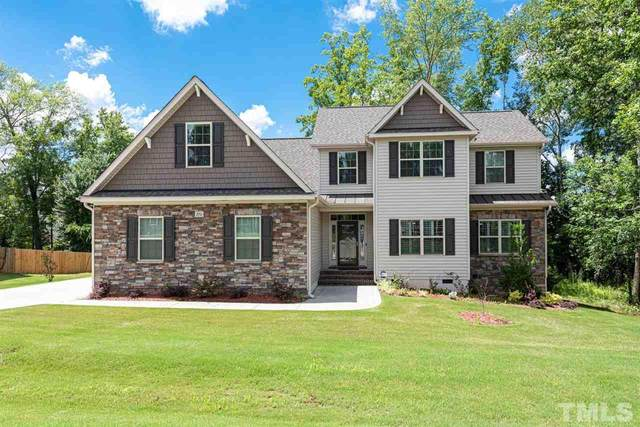 220 Elway Drive, Clayton, NC 27527 (#2392303) :: Triangle Just Listed