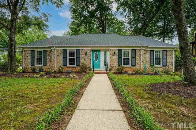 716 Silver Leaf Place, Raleigh, NC 27609 (#2392386) :: Marti Hampton Team brokered by eXp Realty