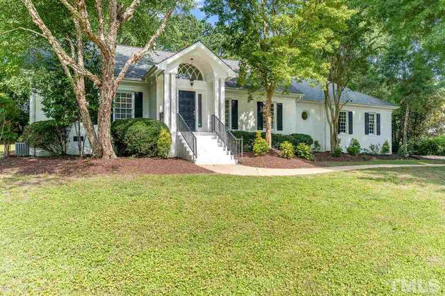 5516 Den Heider Way, Raleigh, NC 27606 (#2392642) :: Realty One Group Greener Side