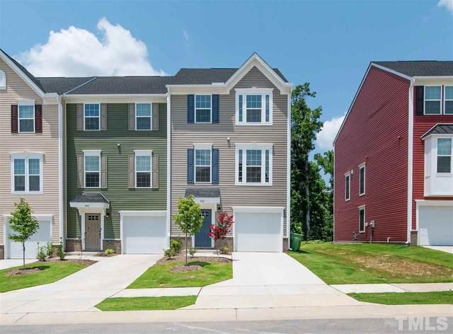 436 Cotton Brook Drive, Fuquay Varina, NC 27526 (MLS #2392661) :: EXIT Realty Preferred