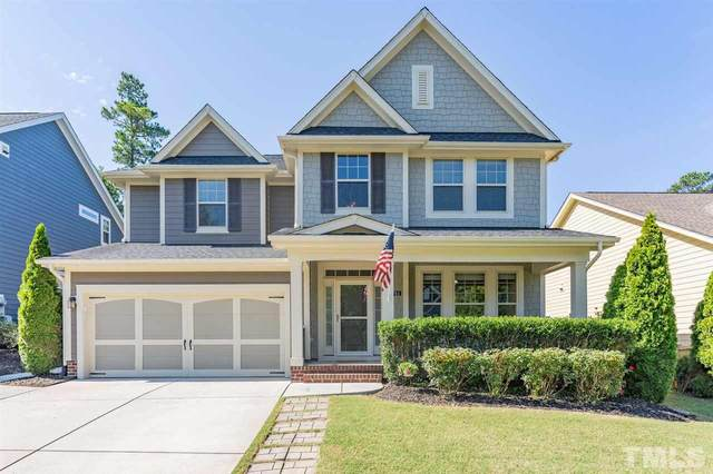 740 Ancient Oaks Drive, Holly Springs, NC 27540 (MLS #2392863) :: The Oceanaire Realty