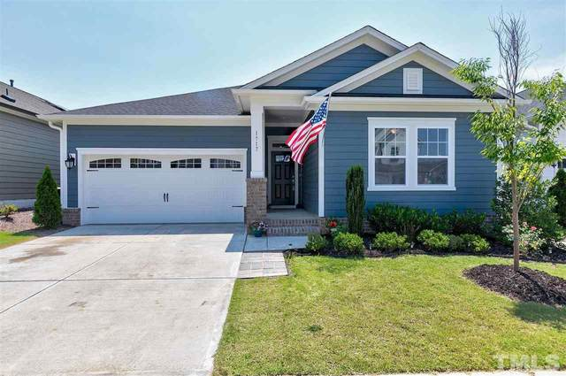 1717 Cypress Cove Drive, Wendell, NC 27591 (#2393148) :: The Perry Group