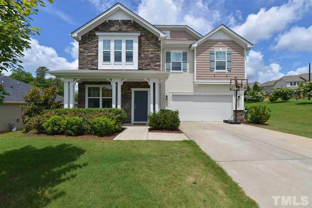 12 Fern Meadow Circle, Clayton, NC 27527 (#2393154) :: Real Estate By Design