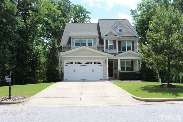 22 Hickory Ridge Lane, Clayton, NC 27527 (#2393779) :: Bright Ideas Realty