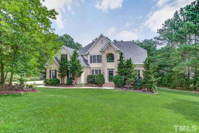 4036 Ridley Field Road, Wake Forest, NC 27587 (#2393814) :: The Perry Group