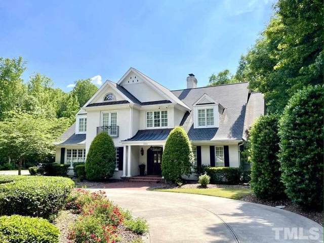 201 Galway Drive, Chapel Hill, NC 27517 (#2393939) :: Bright Ideas Realty