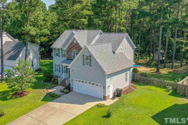 95 Kendall Drive, Clayton, NC 27520 (#2393944) :: Real Estate By Design