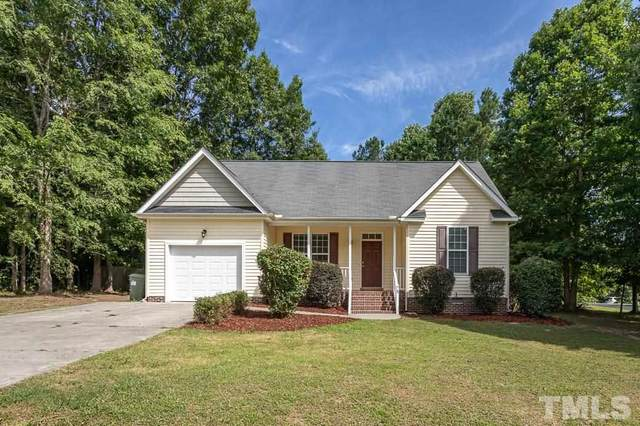 75 Saddletree Drive, Franklinton, NC 27525 (#2395136) :: Realty One Group Greener Side