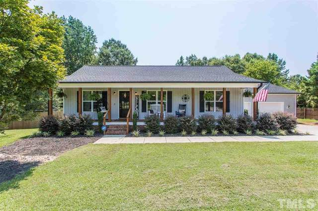 421 Plantation Road, Clayton, NC 27520 (MLS #2395250) :: The Oceanaire Realty