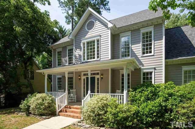 300 Orchard Lane, Chapel Hill, NC 27514 (#2395259) :: The Jim Allen Group