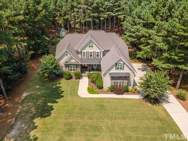 65 Jackson Road, Youngsville, NC 27596 (MLS #2395308) :: The Oceanaire Realty