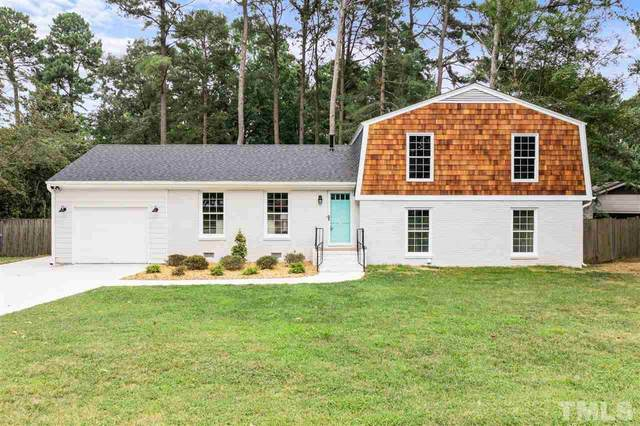 6504 Brookhollow Drive, Raleigh, NC 27615 (#2395638) :: Bright Ideas Realty