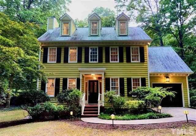 211 Cobblestone Drive, Chapel Hill, NC 27516 (#2396493) :: Triangle Top Choice Realty, LLC