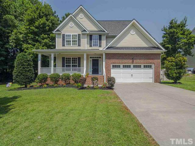 614 Misty Willow Way, Rolesville, NC 27571 (#2396961) :: The Jim Allen Group
